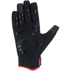 Roeckl Rhone Bike Gloves black/blue